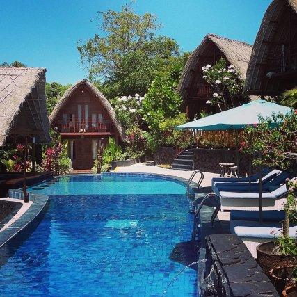 S Resorts Hidden Valley Bali Lumbung Area