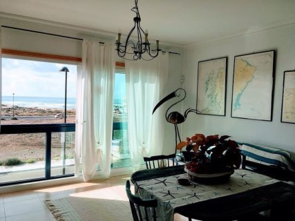 Cosy flat with ocean view