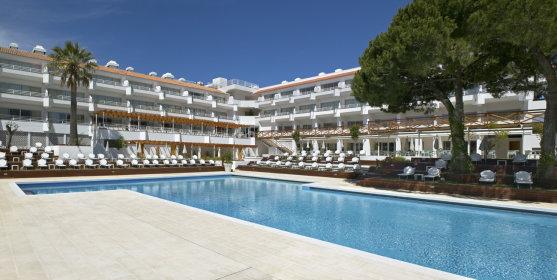 Aqualuz Suite Hotel Apartments Lagos Pool
