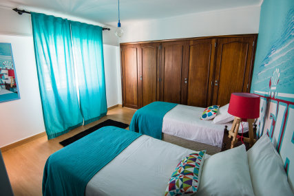 Ribeira D'Ilhas: Twin Room
