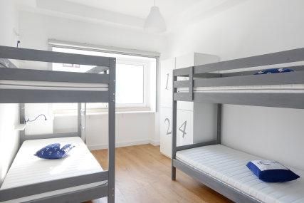 Grey dorm