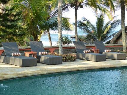 Gajah Mina Beach Resort Swimming pool