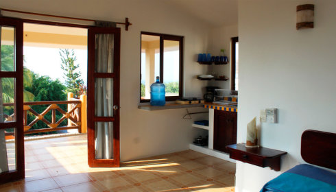 La Barca or Mangos: Double suite/apartment for 2 people