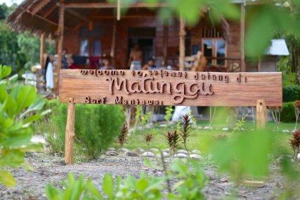 Matungou - Surf Mentawai