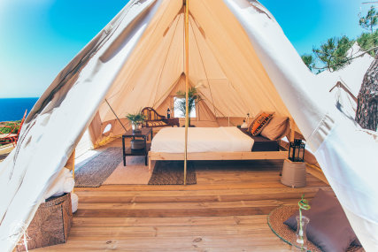 Glamping Plus Tent (1PAX)