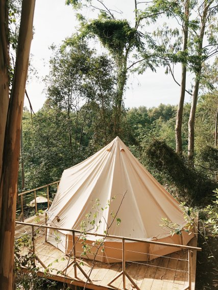 Glamping Private Tent (1 PAX)