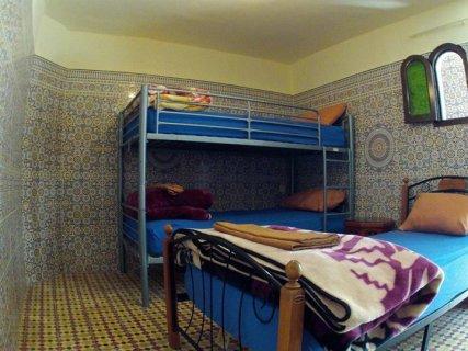 4 beds mixed dorm