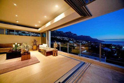 Superb Seaside Villa, South Africa