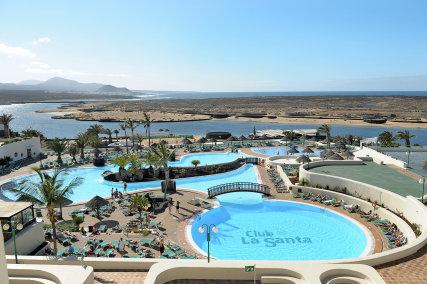 Club La Santa SA Leisure pool