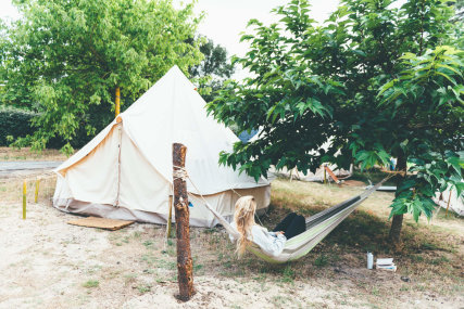Private Couple Tents