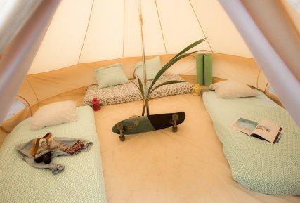 Spacious 3 man tent
