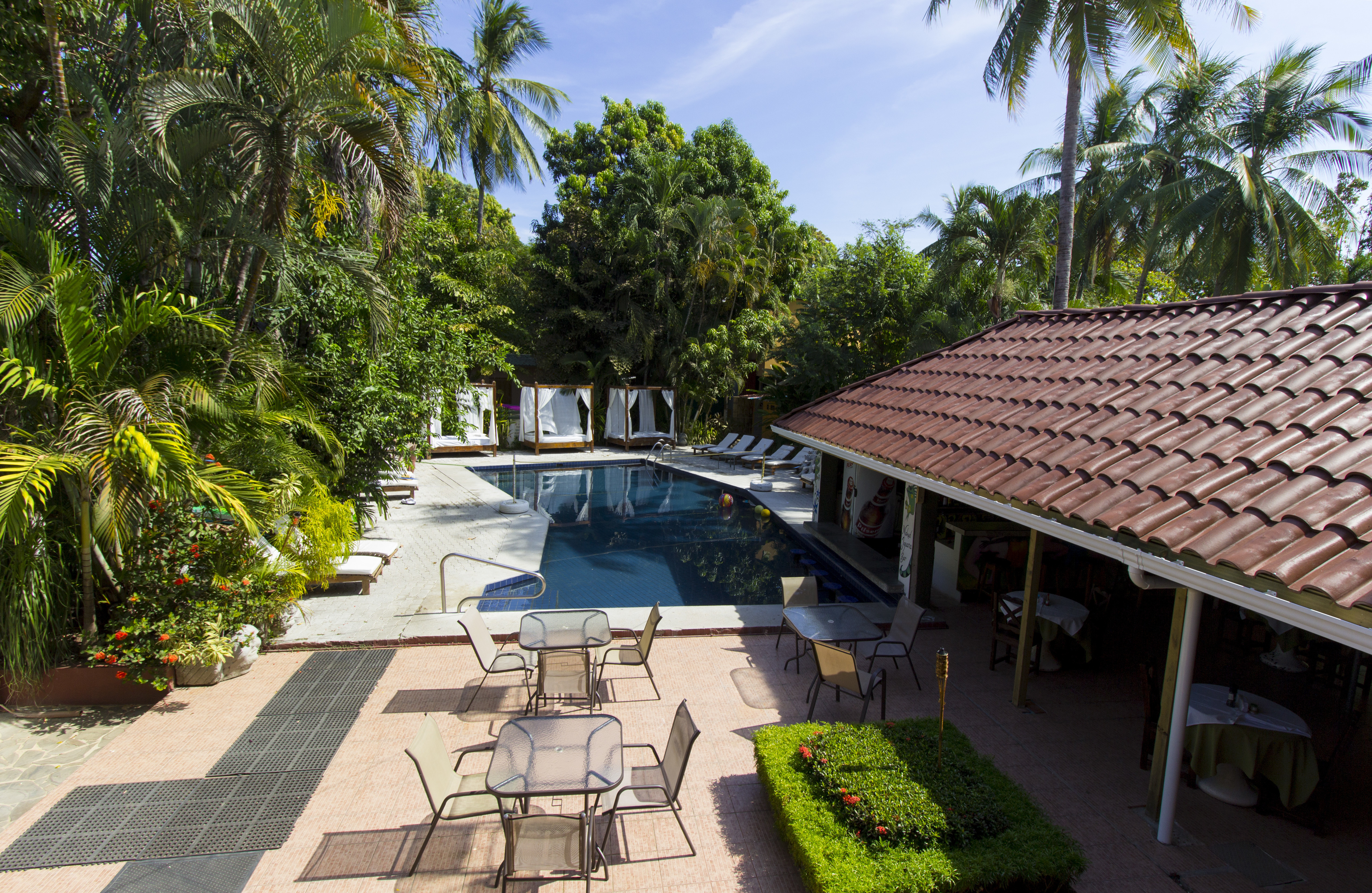 Surfholidays Copacabana Hotel Suites Central Pacific Dominical Hermosa Jaco