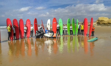 Portugal  surf lesson
