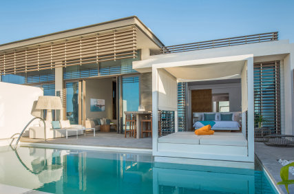 Nikki Beach Resort & Spa Dubai 1 bedroom Villa with Private Pool
