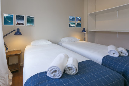 Private twin / double room