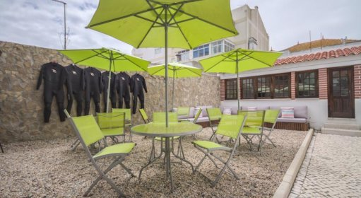 Green Hostel & WestSide Surfschool