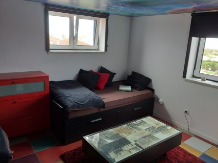 Captain's suite