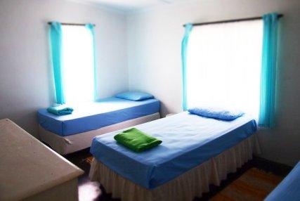 Dorm Bunk #1