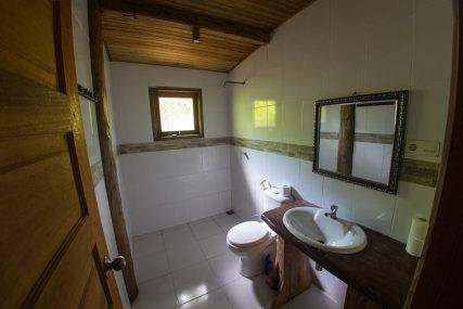 Shared room bathroom