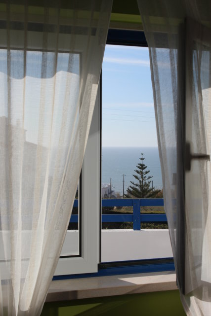 Clorofila: window with a great sea view