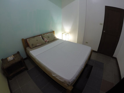 Medium room with double bed (Room #2)