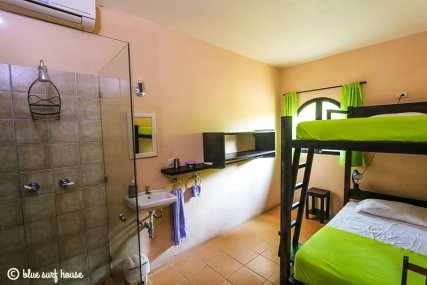Welcome to the Cabuya room, perfect for kids or shared accommodation