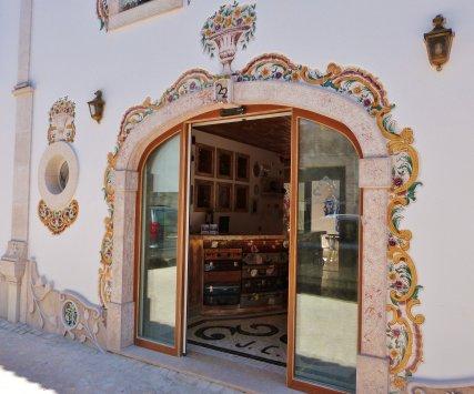 Villa Ana Margarida Hotel Entrance
