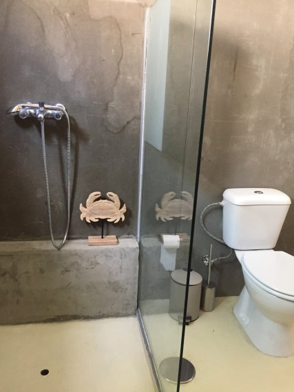 Shared Toilet