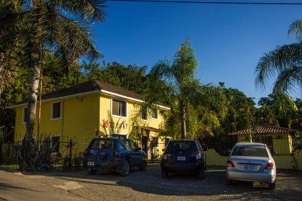 Wipeout Hostel