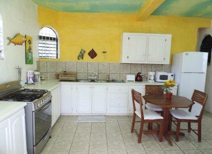 Inches kitchen