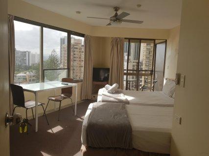 Studio Room City View with Balcony