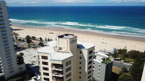 1 Bedroom Apartment Ocean View with Balcony 7N