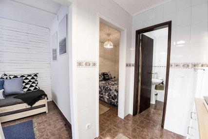 EXTRA ROOM, BEDROOM & BATHROOM