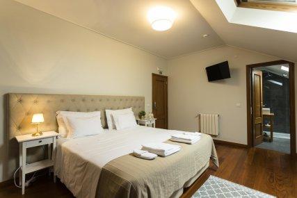 Room 2 - Queen Bed or Twin Beds