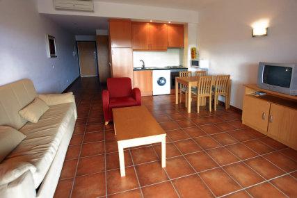One bedroom apartment ( 2 pax)